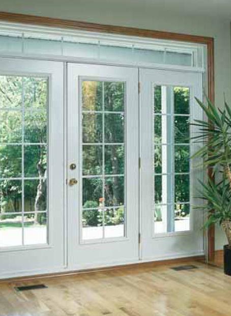 Fenêtres Gaspésiennes » Portes de jardin et portes jumelles